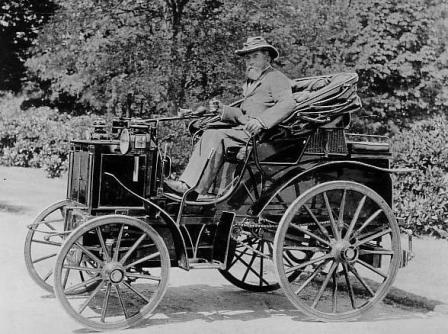 Evelyn Ellis and the First Motor Car in England