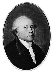 Vice-Admiral John Gore in 1780