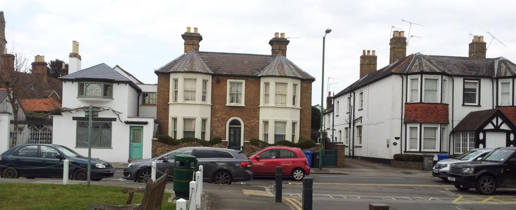 Horton Cottage, Clifton Villa and Denholme
