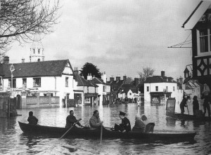 1947 flood Datchet