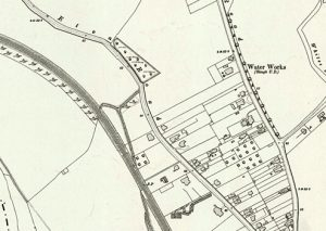 OS map 1912