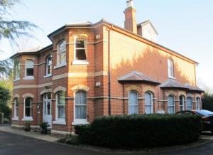 Montagu House (formerly Crumlin Lodge)